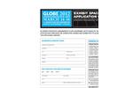 GLOBE 2012 - Exhibit Space Application Form