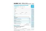 GLOBE 2012 - Conference Registration Form