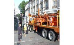 G-Stow - Drilling Boreholes Management Service