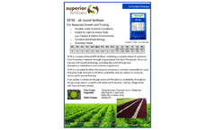 Superior - Model SF 30 - All Round Fertiliser Brochure