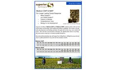 Superior - Model DAP & MAP - Medium Fertilisers Brochure