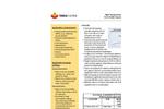 High temperature In Situ Thermal Desorption Application: Semi-Volatile Organic Compounds (SVOCs)