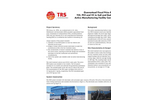 Greensburg, IN - TCE PCE in Soil and Bedrock under Active Facility Brochure