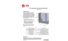 Olney, Illinois - TCE Remediation in Low Permeability Soil Brochure