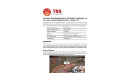 Aurora, Colorado - Lowry Landfill Superfund Site Brochure