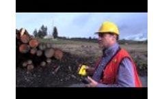 Log Deck Volume Training for TruPulse 200 Baseline Method Video