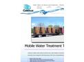 Carbonair - Model 1000 GPM - Mobile Liquid Phase Carbon Trailer