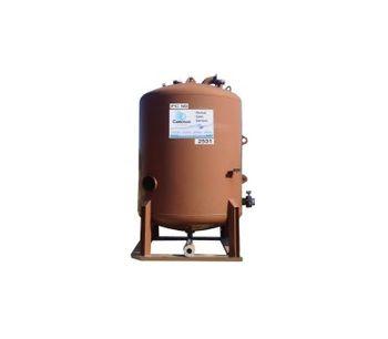 Carbonair - Model PC 50 - Liquid Phase Filter Vessels