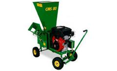 Red Roo - Model CMS80F - Chipper / Mulcher / Shredder