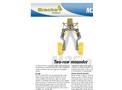 Bracke - Model M25 - Two-Row Mounder Brochure