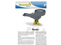 Bracke - Model P11.a - Planting Machine Brochure