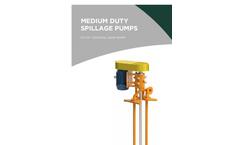 Keto - Model K-TVS - Medium Duty Vertical Sump Pump Brochure