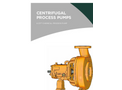 Keto - Model K-CP - Chemical Process Pump Brochure