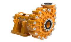 Keto - Model K-HSPP - Super High Pressure Severe Duty Pump