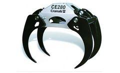 Cranab - Model CE - Grapples