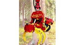 WOODY - Harvester Head