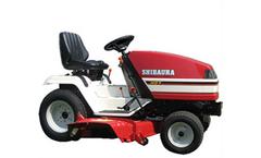 Shibaura - Model GT161 - Lawn Tractor