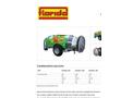 Traile Railed Airblast Sprayers - Brochure