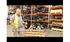 The Digga A range of augers Video