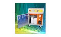 OPTILIS - Model 201 - Dual Wavelength Water Analyzer