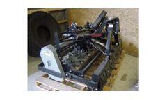 Model UA-60 - Tractor Mounted Aerator