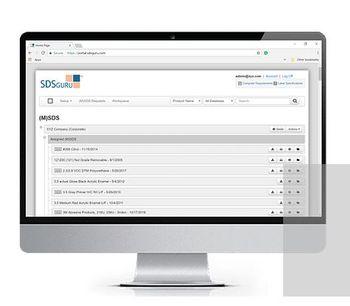 CIA Guru - Improve Chemical Management & Compliance Software