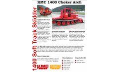KMC - Model 1400 - Choker Arch - Datasheet