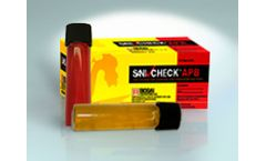 Sani-Check - Model APB - Acid Producing Bacteria Test Kit