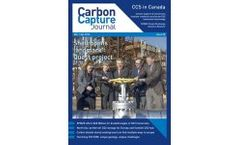 Carbon Capture & Conversion (CCS) Journal