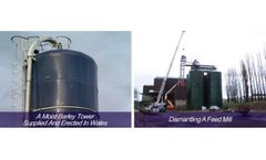 Silo and Feed Hopper Design, Repair And Maintenance Services