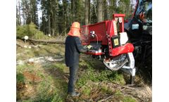 Hypro - Model 300 - Forestry Thinning Processor