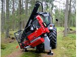 Forestry Tractor Processor