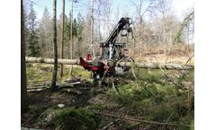 Hypro - Model 755 - Forestry Tractor Processor