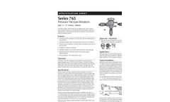 Febco - Model 825Y - Y Pattern Design Reduced Pressure Zone Assemblies Brochure