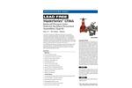 Febco Master - Model LF866 - In-Line Reduced Pressure Zone Detector Assemblies Brochure