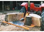 Hydrocut - Model HC1X - Log Splitter