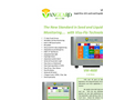 Model VM-4600 - Seed and Liquid Flow Monitor Brochure
