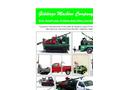 Model 5-TS / MGSRTS - Hydraulic Soil Sampling, Coring and Drilling Machine