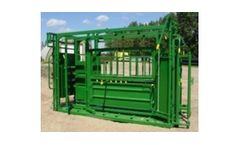Real Industries - Deluxe Squeeze Chute