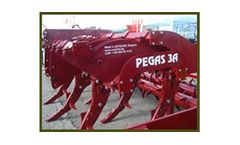 PEGAS - Model 3 A - Sub Soiler