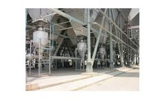 Fly Ash for Materials Handling System