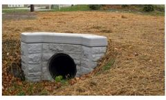 Commercial drainage headwalls and endwalls