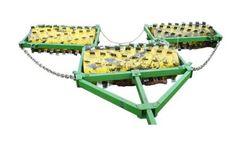 Model RanchWorx Series - Triplex Soil Aerators