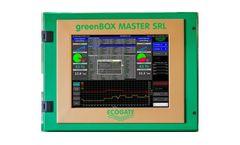 greenBOX MASTER - Industrial Ventilation Controller