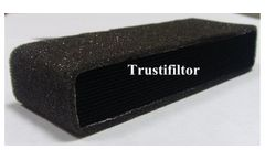 Trusty Filters - Ozone Removal Filter for Ozone Generators