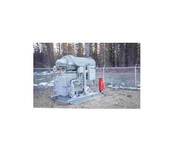 Infratech - Model 40 - Solid Waste Incinerators