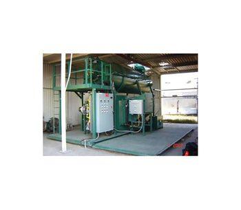 Infratech - Model 500 - Solid Waste Incinerators
