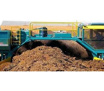 Nufab - Self-Propelled and Tow-Behind Windrow Compost Turners