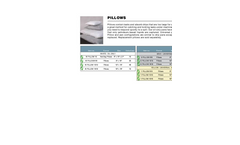United Sorbents - Pillows Contain Leaks and Absorb Drips - Brochure
