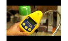 Bump Testing Gas Detectors Video